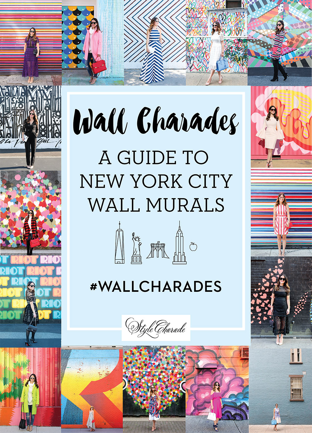 New York City Mural Guide Locations