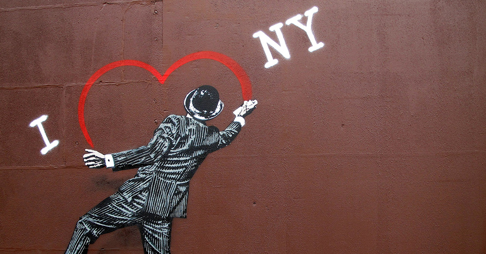 Nick Walker Street Art New York