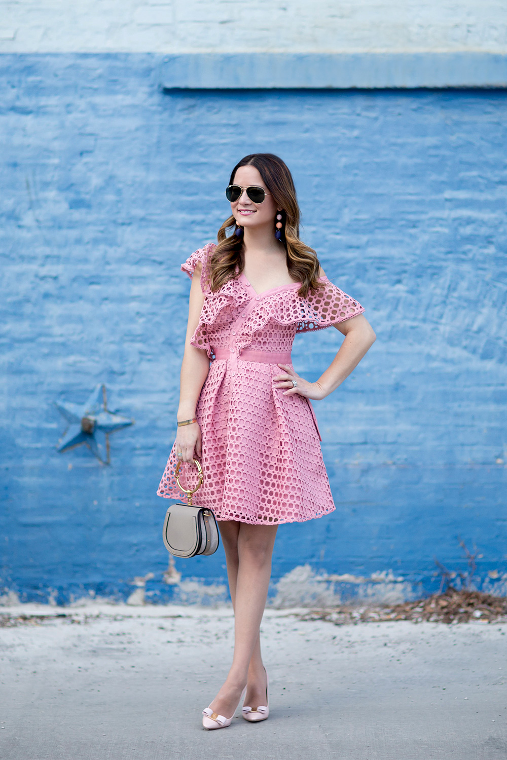 Nordstrom Self Portrait Dress