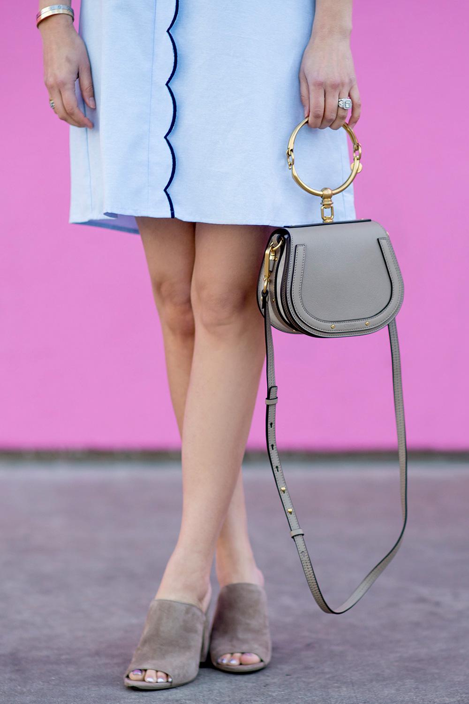 Chloe Nile Small Bracelet Bag