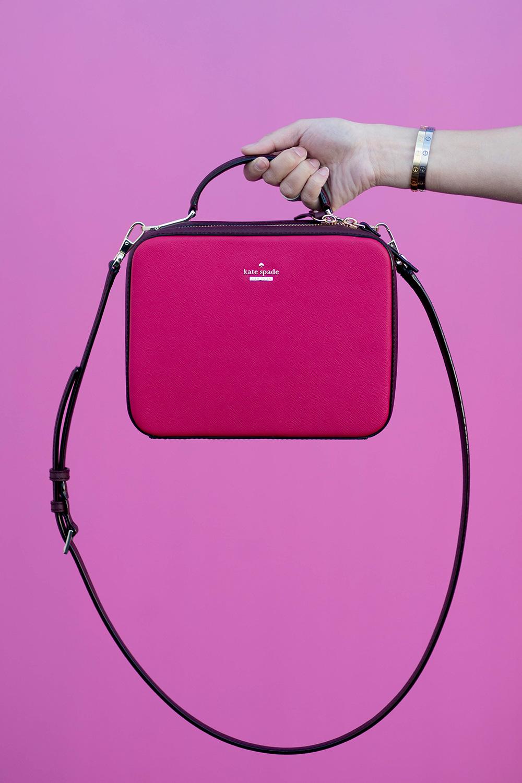 Kate Spade Vanity Case Bag