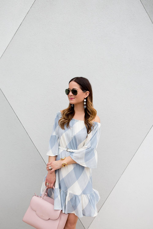 Tularosa Off Shoulder Dress