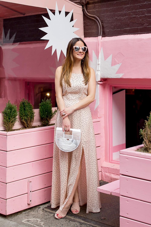Karlie Kloss Express Maxi Dress