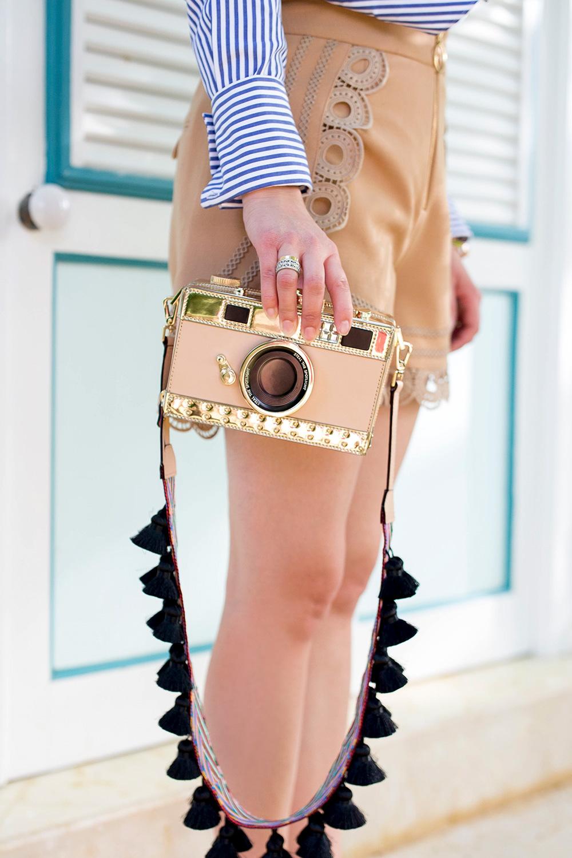 Kate Spade Camera Novelty Bag