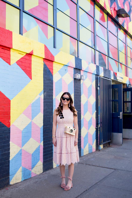 New York City Street Art Colorful Murals