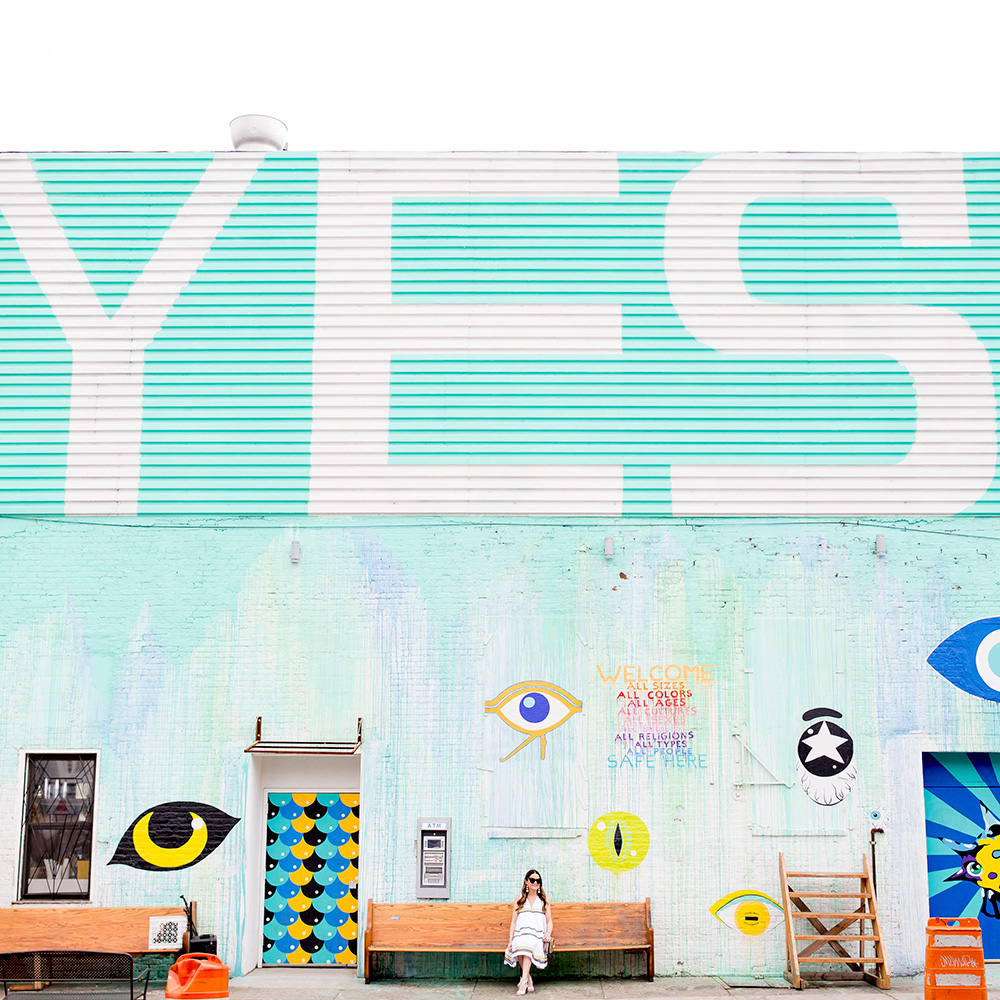 House of Yes Brooklyn Mural
