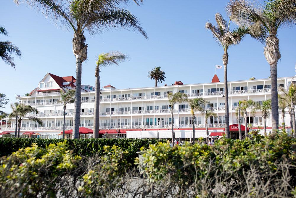 Hotel del Coronado Ocean View Rooms