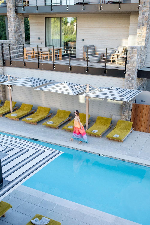 Las Alcobas Hotel Napa Valley Pool