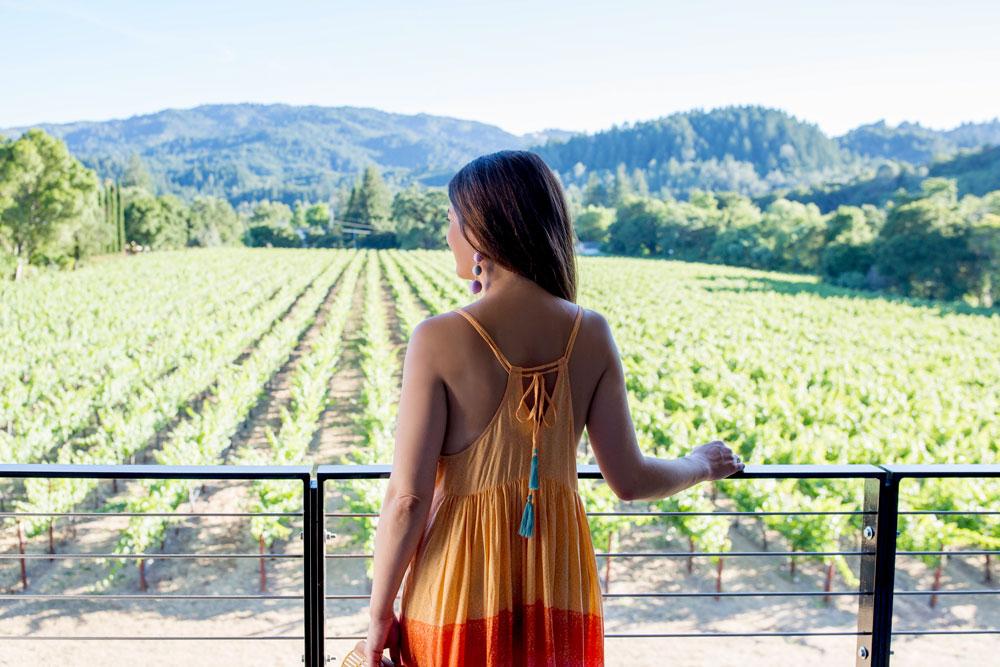 Las Alcobas Hotel Napa Valley Vineyard