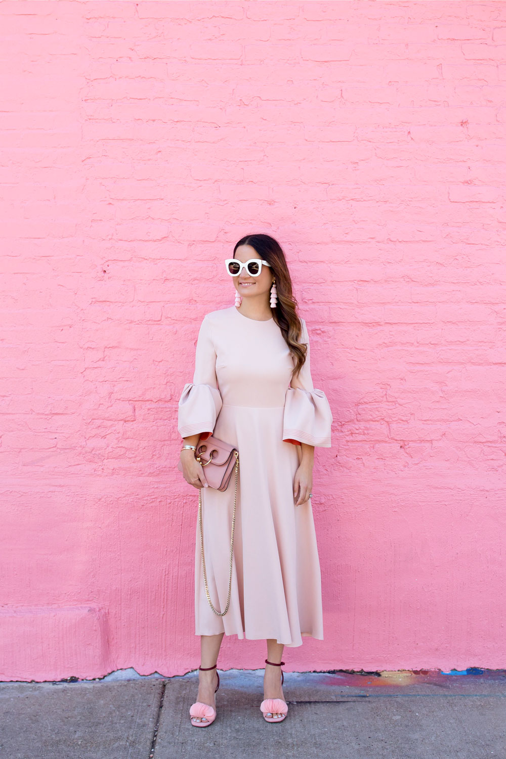 Chicago Pink Wall