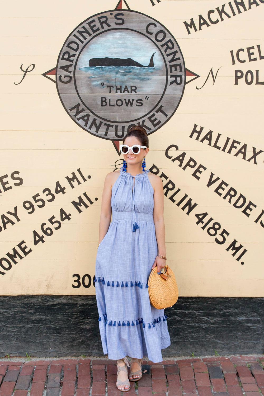 Nantucket Fashion Blogger