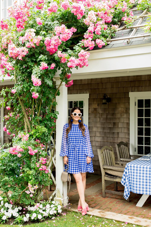 Nantucket Preppy Fashion Blogger