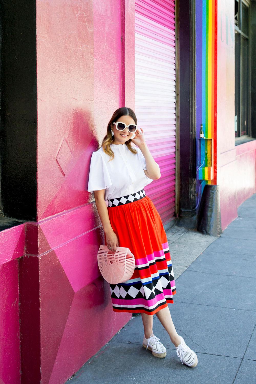 Pink Wall San Francisco