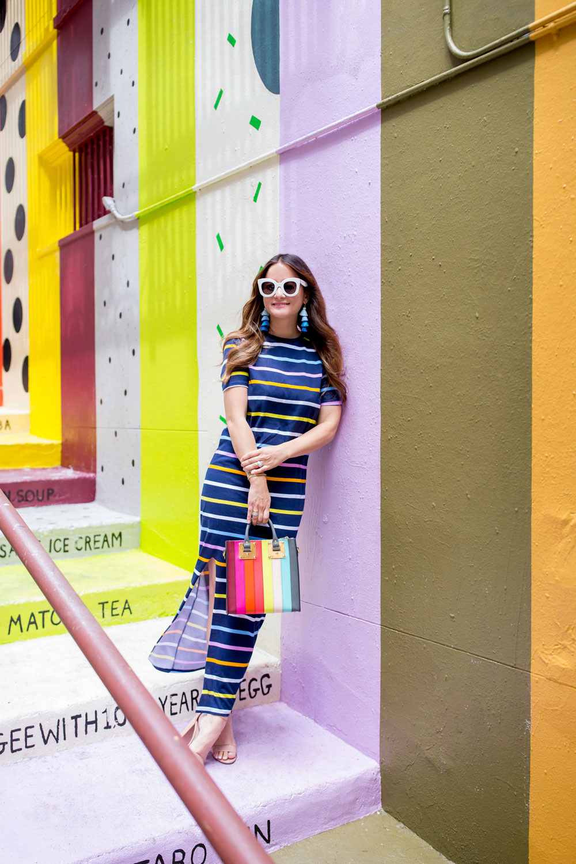 Color Factory Rainbow Alley