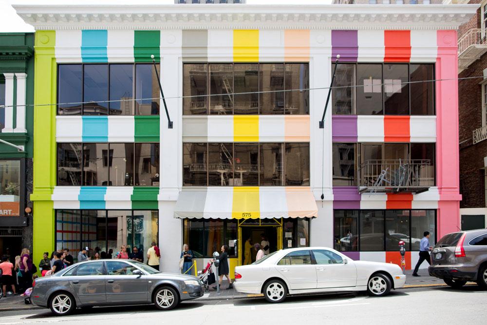 Color Factory San Francisco Tickets