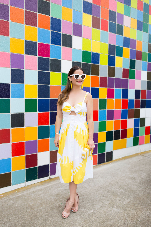 Colorful Tile Wall San Diego
