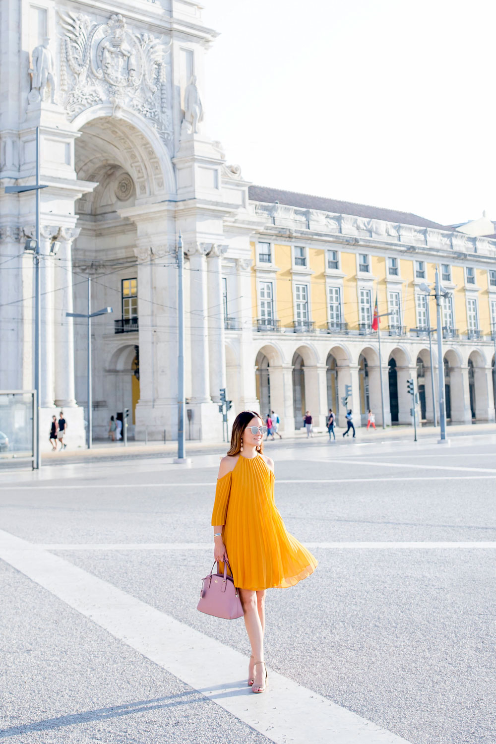 Fashion Blogger Lisbon Portugal