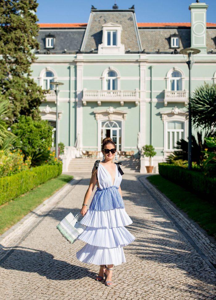 Where to Stay in Lisbon // Pestana Palace Hotel Lisboa