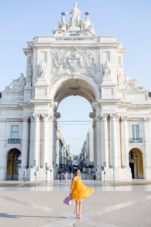 Lisbon City Square