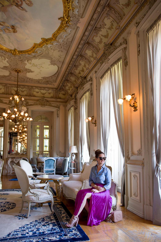 Lisbon Pestana Palace Hotel
