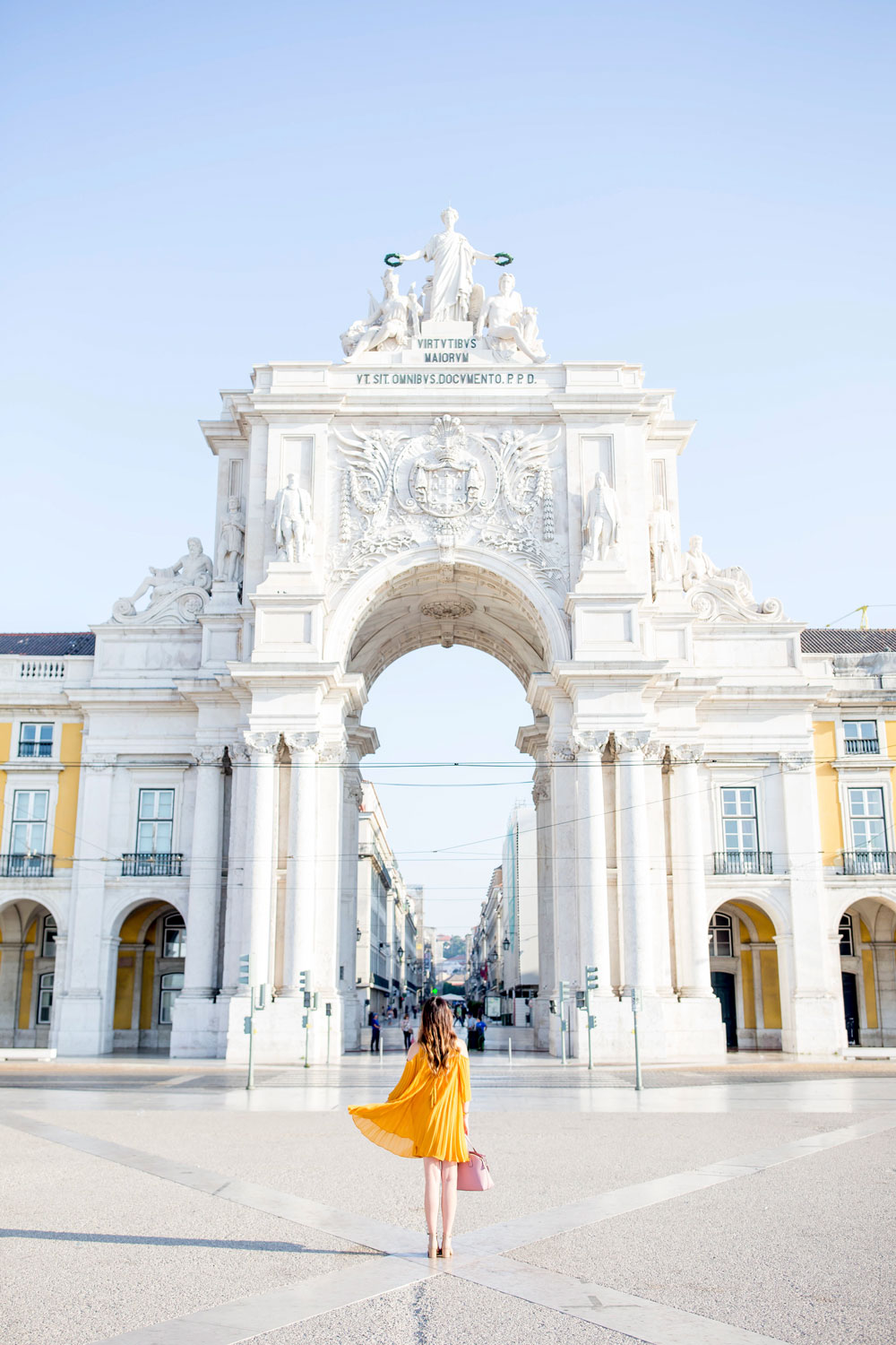 Lisbon Portugal Travel Blogger