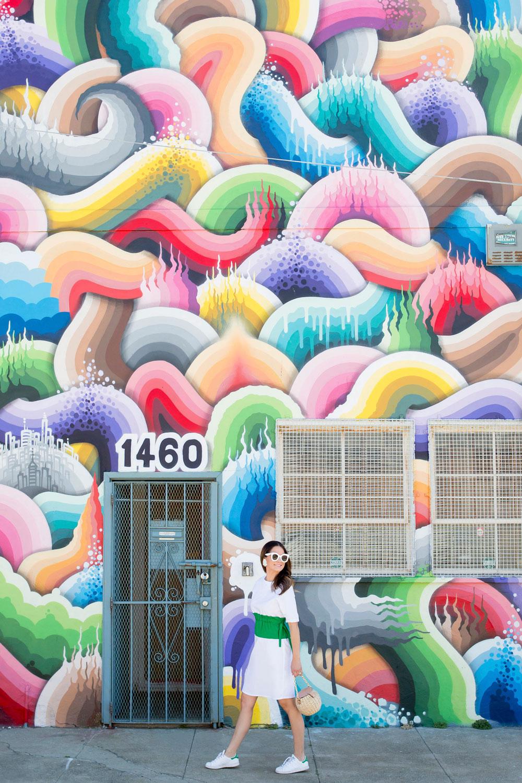 Ricky Watts Mural San Francisco