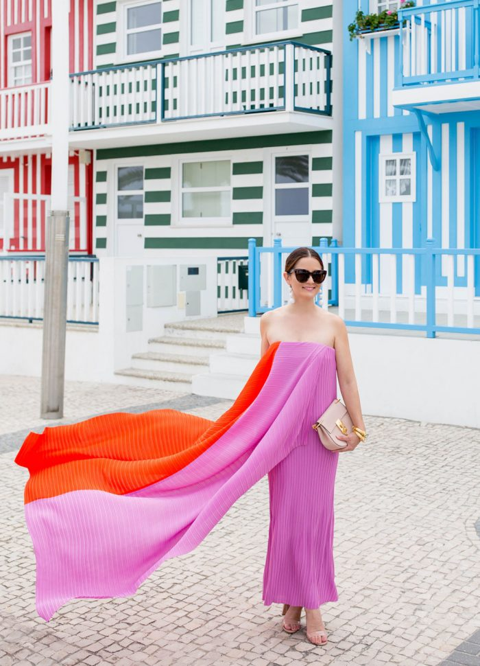 Solace London Alette Dress | Costa Nova, Portugal