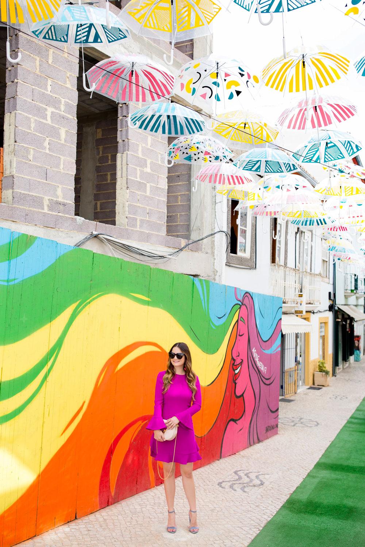 Agueda Portugal Public Art Installations