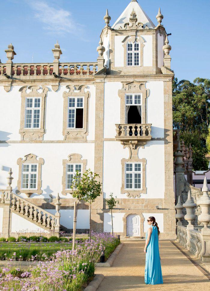 By Malene Birger Maxi Dress | Porto, Portugal