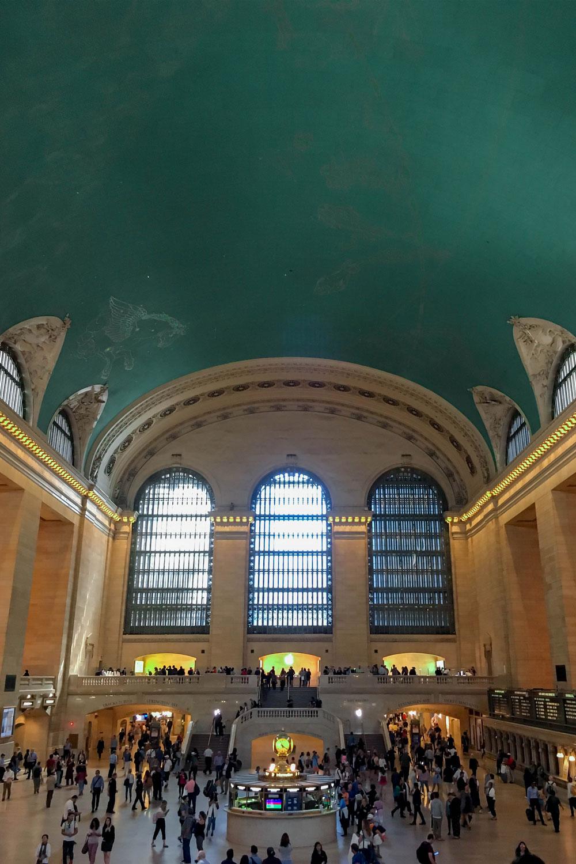 Kate Spade NYFW Grand Central