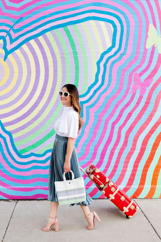 Multicolor Mural Chicago