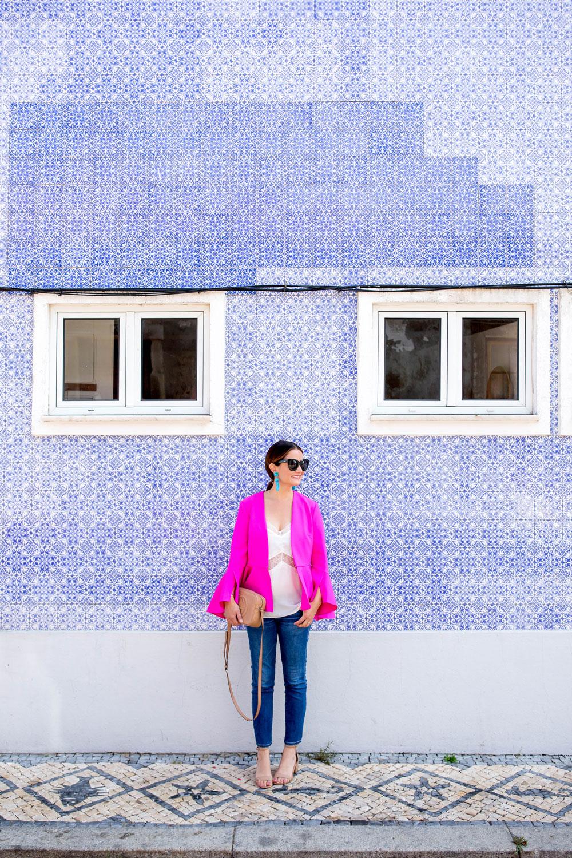 Portugal Blue Tile Walls