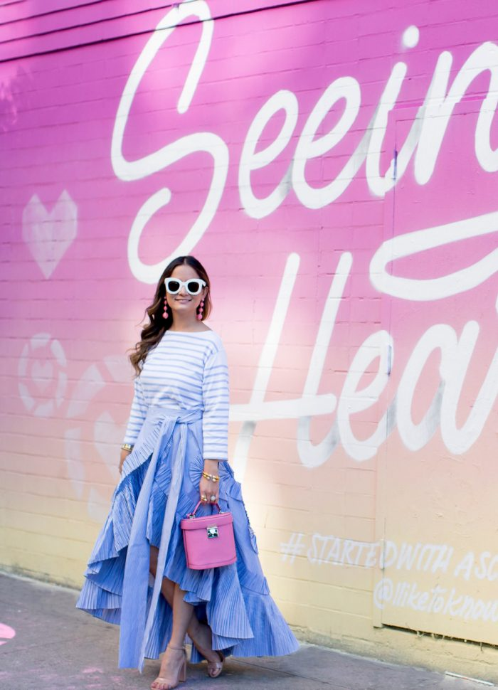 What I Wore to New York Fashion Week (Part One)