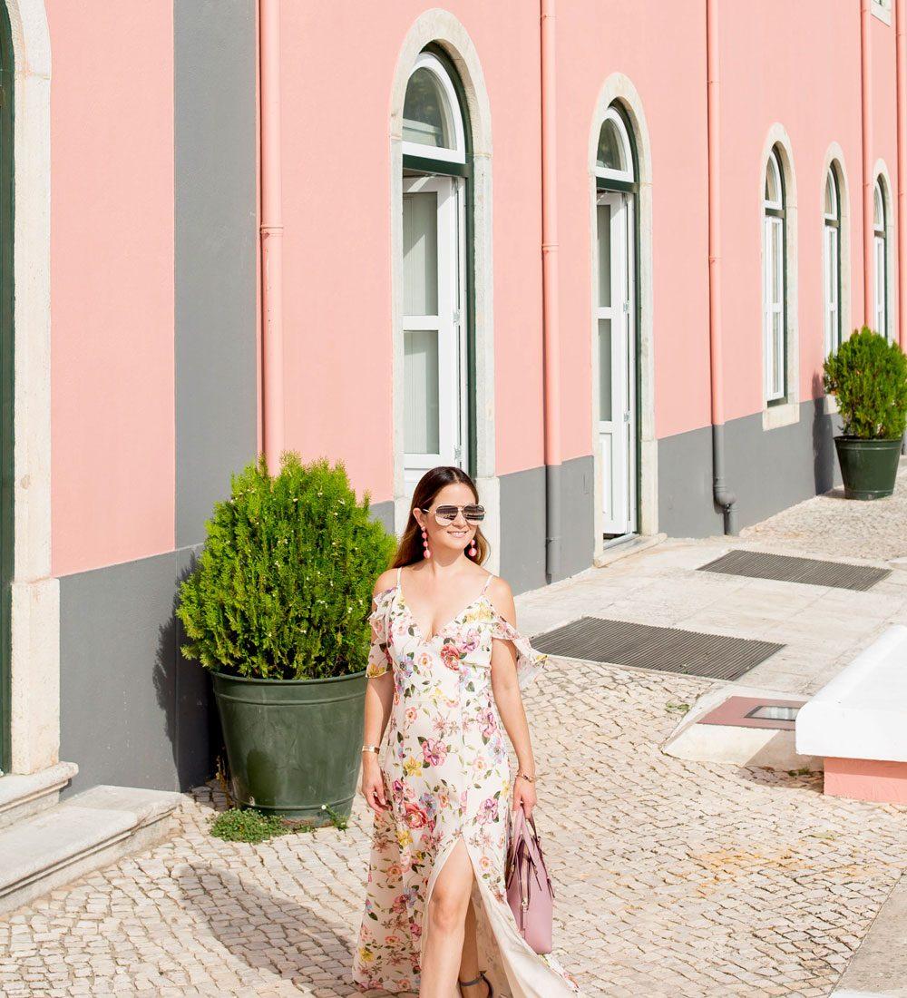 Yumi Kim Wildest Dreams Floral Maxi Dress