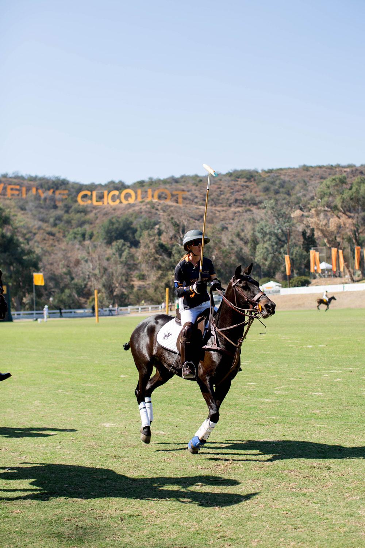 Delfina Blaquier Polo Classic Los Angeles