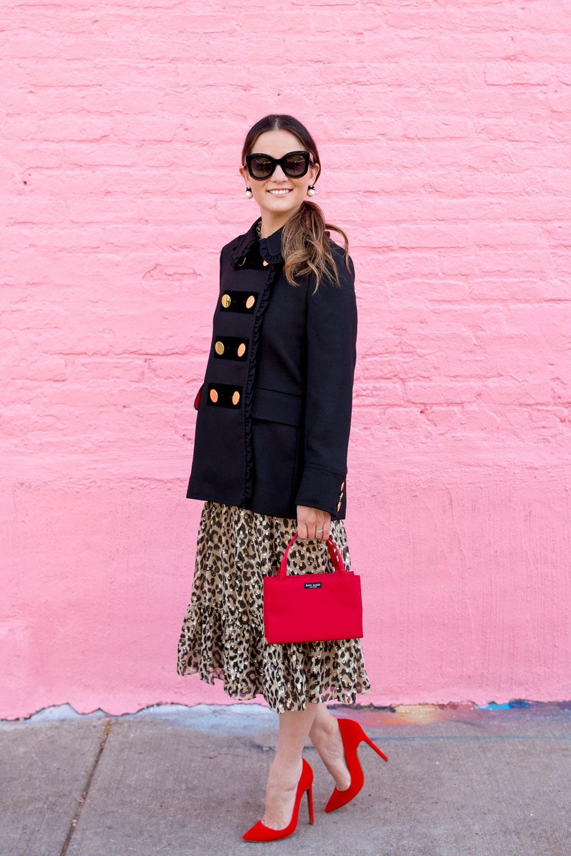 How To Wear Leopard Print Three Ways