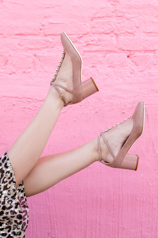 Kate Spade Galewood Heels
