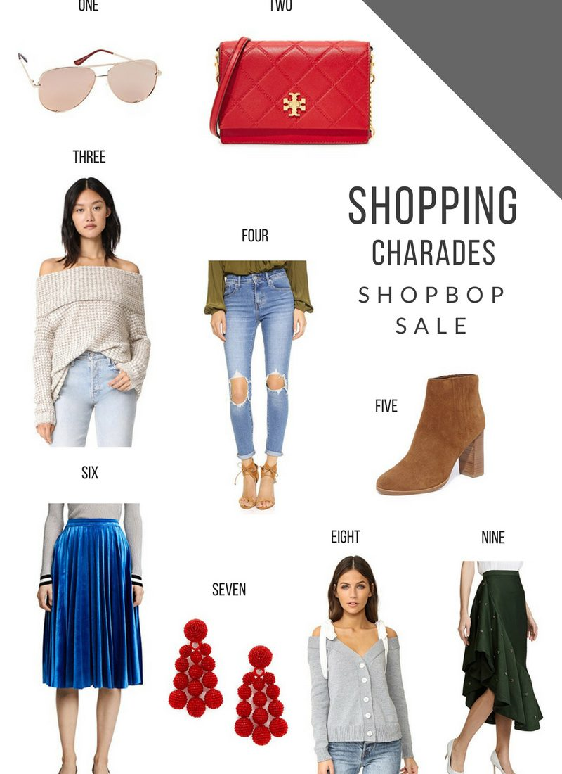 Favorite Picks from the Shopbop Sale