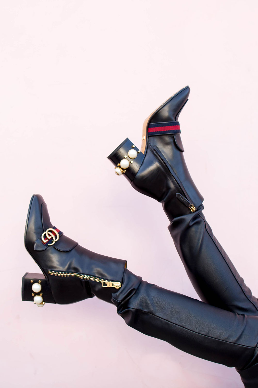 Gucci Peyton Marmont Boots