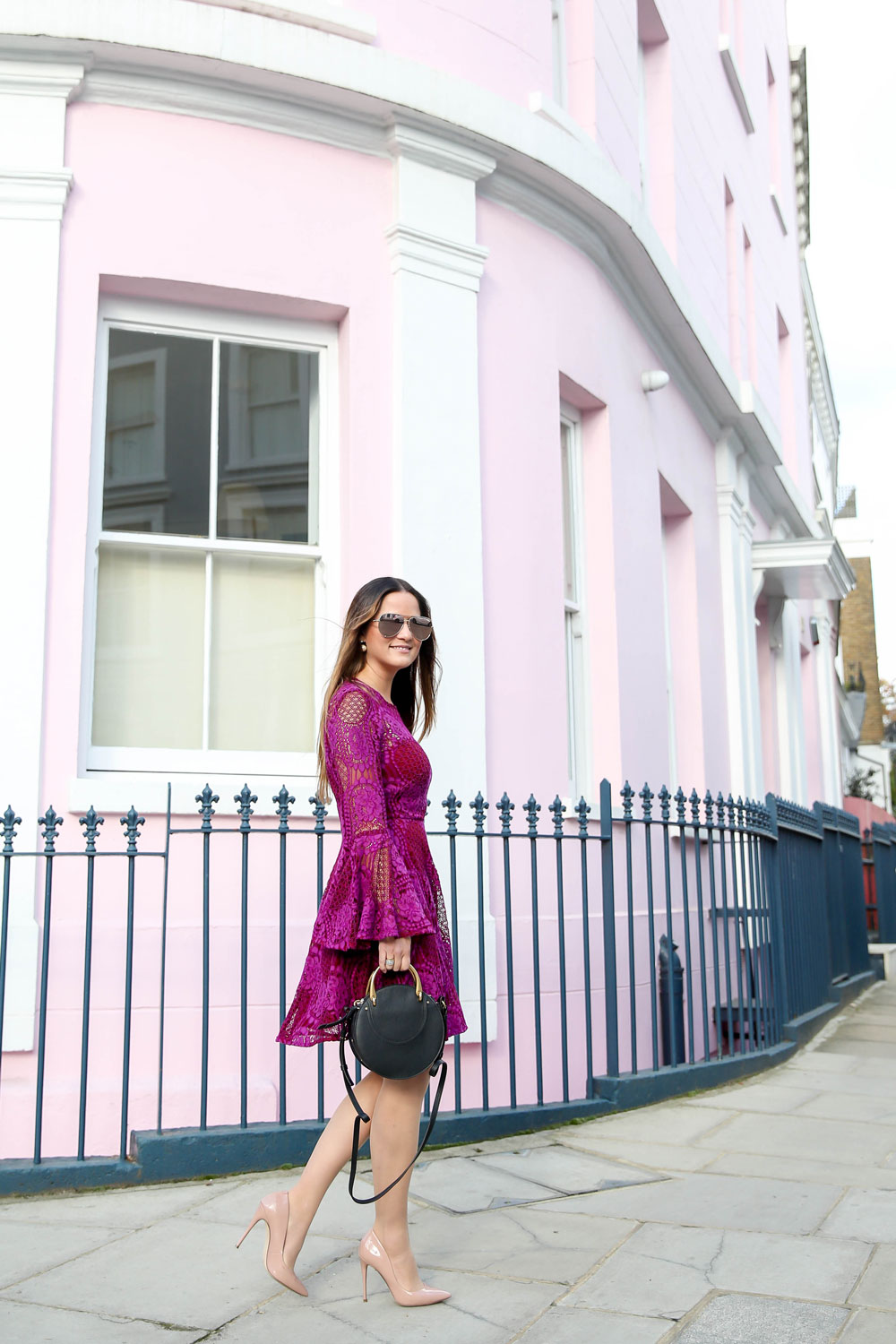 London Notting Hill Pink Home