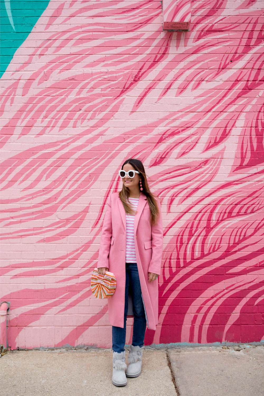 Pink Wall Chicago