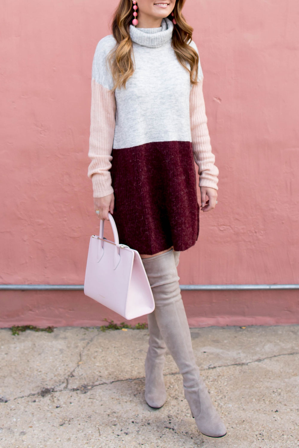 Affordable Sweater Dress