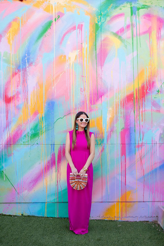 Carrie Colbert Mural Houston