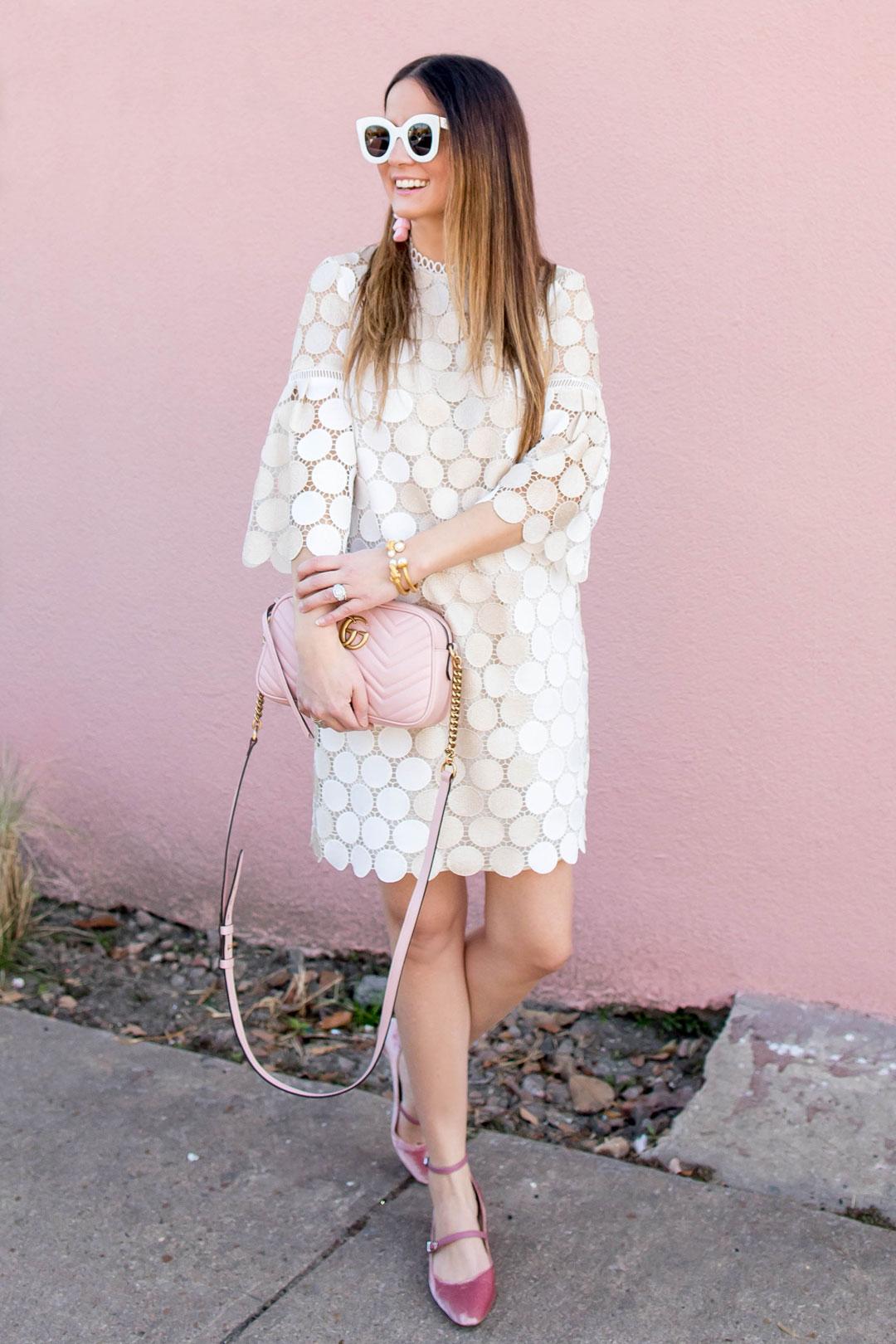 Jennifer Lake Shoshanna Dress