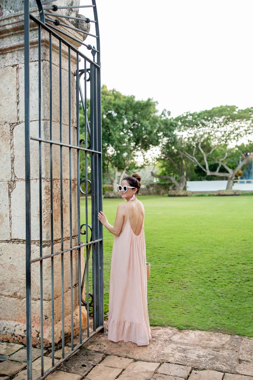 Jennifer Lake Yucatan Getaway