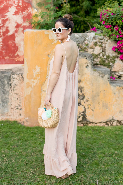 Maison du Maillot Cover Up Dress