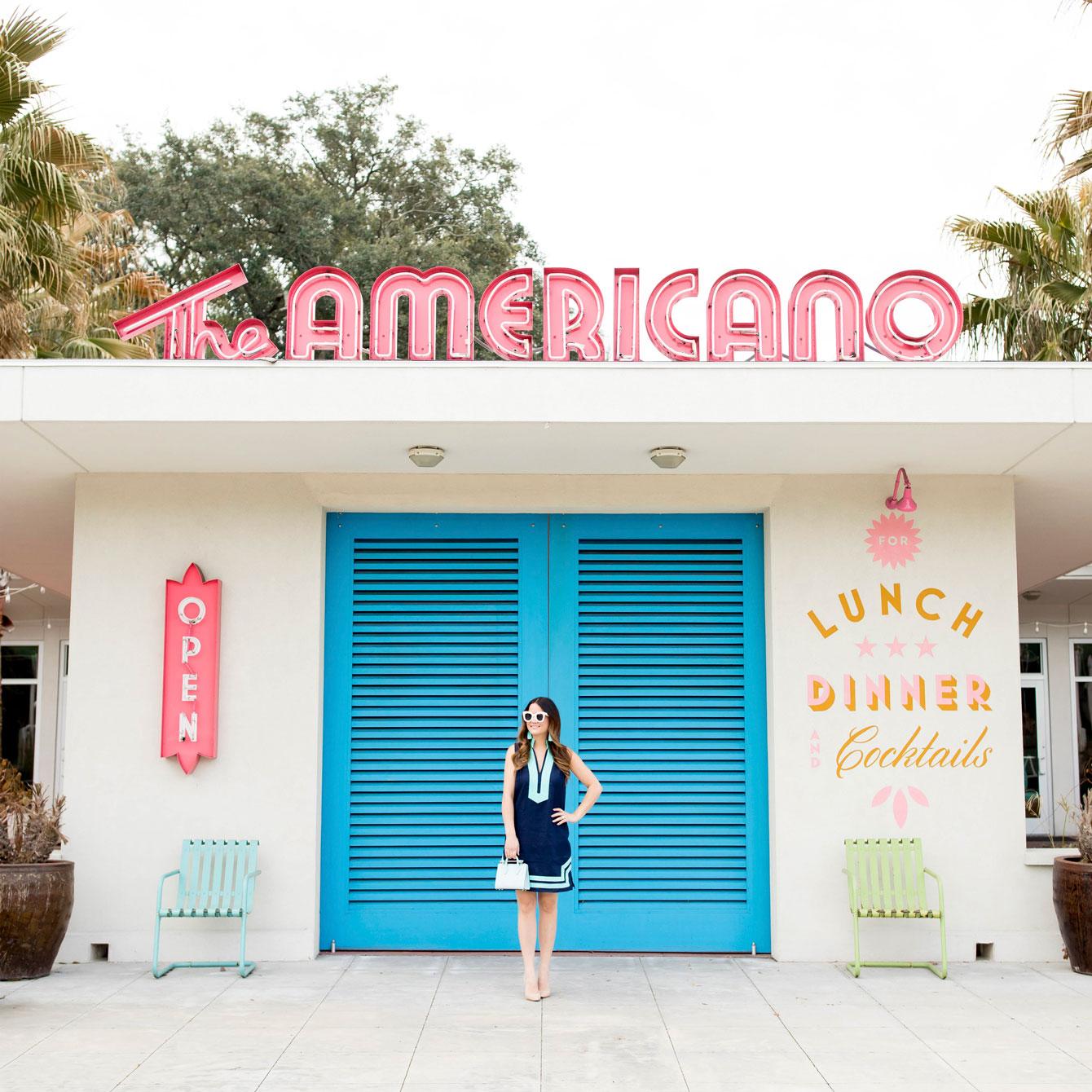 Americano Restaurant Charleston