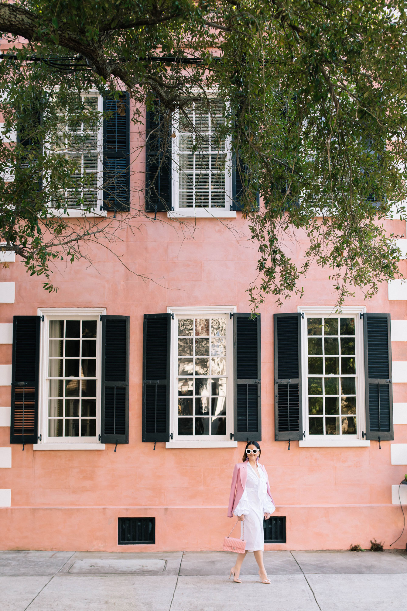 Charleston South Broad Pink Home