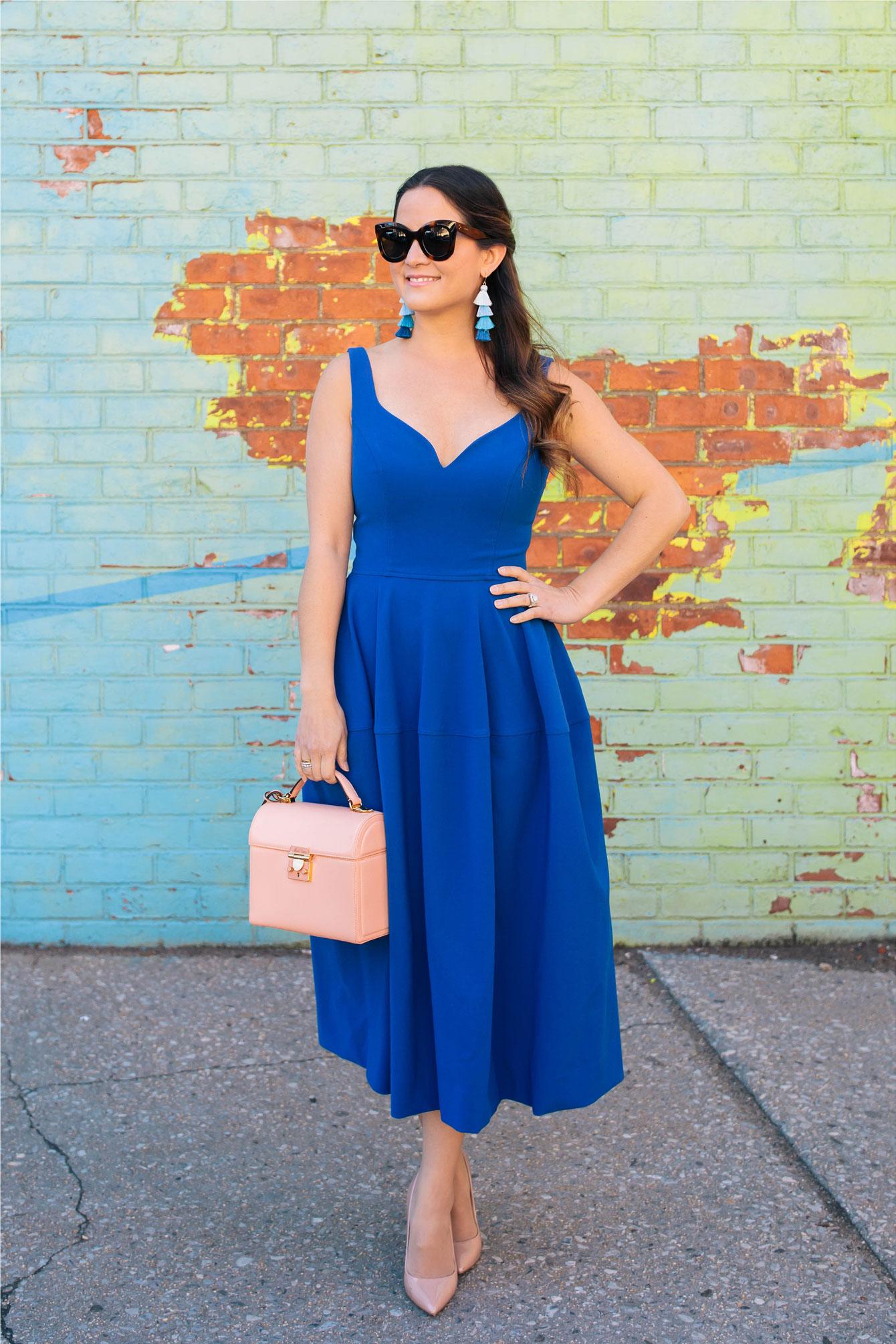 Jill Jill Stuart Midi Dress