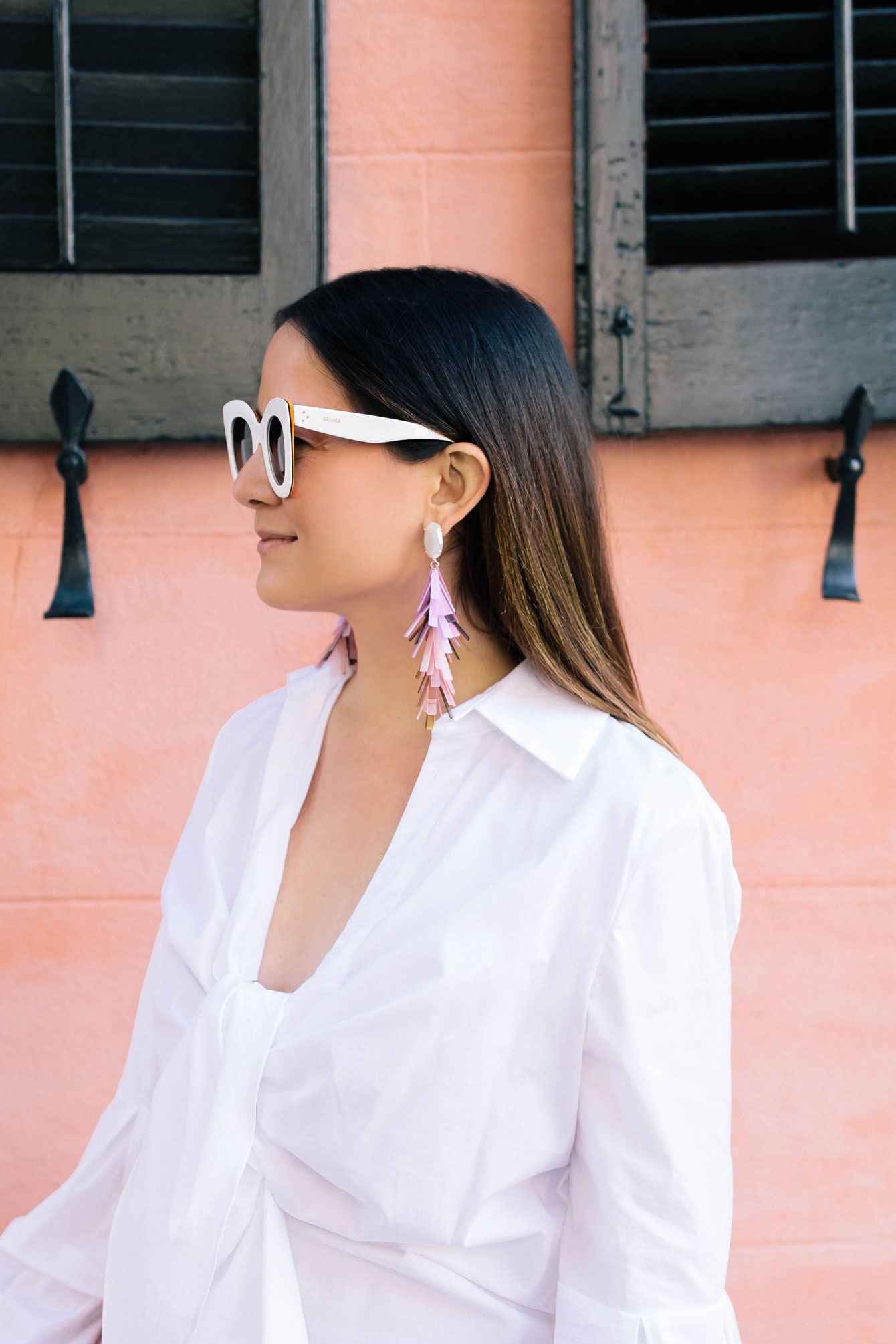 Kendra Scott Justyne Fringe Earrings